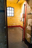 Old Melbourne Gaol - Ned Kelly cell Royalty Free Stock Photography