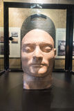 Old Melbourne Gaol - Ned Kelly death mask Royalty Free Stock Images
