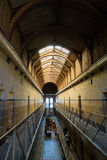 Old Melbourne Gaol Stock Photos
