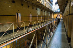 Old Melbourne Gaol Royalty Free Stock Photos