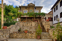 Old Melnik House-Museum Royalty Free Stock Photos