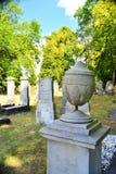 Old Menonite cementery Royalty Free Stock Photos