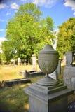 Old Menonite cementery Stock Photo