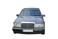 Old Mercedes car Royalty Free Stock Images