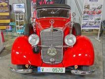 Old Mercedes Car Stock Photos