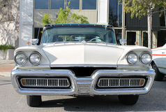 Old Mercury Car. The old Mercury car at the show Royalty Free Stock Photo