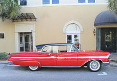 Old Mercury Montclair car Royalty Free Stock Photography