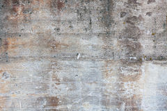 Old messy concrete wall texutre Royalty Free Stock Photos