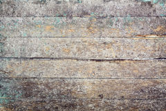 Old messy grunge wooden weathered background Stock Photography