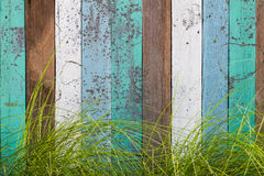 Old messy wooden wall Royalty Free Stock Photo