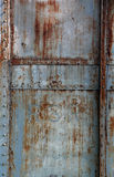 Old metal background Royalty Free Stock Image