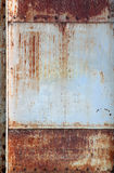Old metal background Stock Images