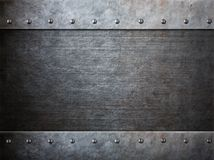 Old metal background Royalty Free Stock Photo