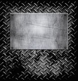 Old metal background texture Stock Photography