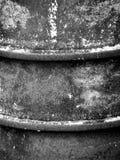 Old metal barrel background 628 Stock Image