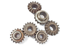 Old metal cogs Royalty Free Stock Photography