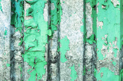 Old metal container. Background close up Royalty Free Stock Photography