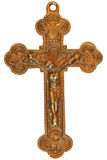 The old metal cross Royalty Free Stock Photo