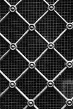 Old Metal Gate Texture Stock Photos