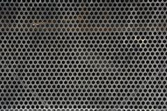 Old Metal Grid Royalty Free Stock Images