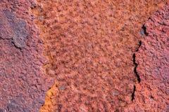Old metal iron rust Royalty Free Stock Image