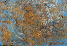 Old metal iron rust Royalty Free Stock Images
