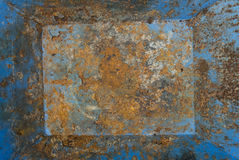 Old metal iron rust Stock Photos
