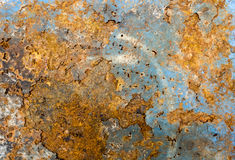 Old metal iron rust Stock Images