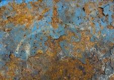 Old metal iron rust Royalty Free Stock Photos