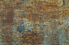 old metal iron rust background and texture grunge Royalty Free Stock Photo