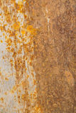 Old metal iron rust texture Royalty Free Stock Image