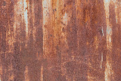 Old metal iron rust texture Royalty Free Stock Photography