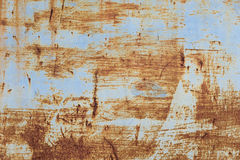 Old metal iron rust texture Stock Photography