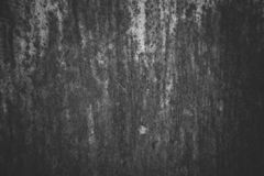 Old Metal Iron Rust Texture. Black and White Old Metal Iron Rust Texture Stock Photos