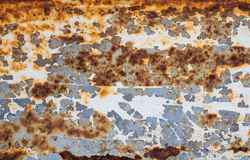 Old metal iron rust texture. Suitable for background,backdrop,wallpaper and all artwork about rust background for your design. stock images