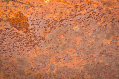 Old metal iron rust texture. Suitable for background,backdrop,wallpaper and all artwork about rust background for your design. royalty free stock images