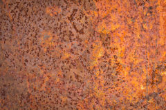 Old metal iron rust texture. Suitable for background,backdrop,wa Royalty Free Stock Image