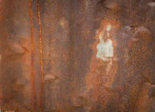 Old metal iron rust texture. Suitable for background,backdrop,wa Royalty Free Stock Images