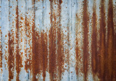 Old metal iron rust texture. Suitable for background,backdrop,wa Stock Photos