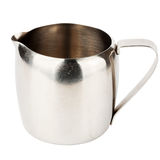Old metal jug Royalty Free Stock Photo