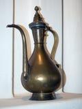 Old metal jug Stock Photos