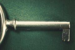 Old Metal Key Royalty Free Stock Image