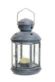 Old metal lantern Stock Photography