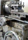 Old metal lathe Royalty Free Stock Photo