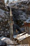 Old  metal minaret Royalty Free Stock Photos