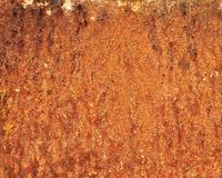 Old metal rusty surface structure, background texture Stock Photos