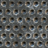 Old metal steel rough texture Royalty Free Stock Photography