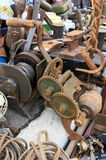 Old metal stuff Royalty Free Stock Images