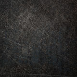 Old metal surface with scratches and rust  background. Royalty Free Stock Photos