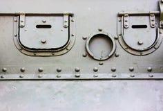Old metal tank Stock Photos